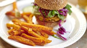 Sweet potato frieten_recept